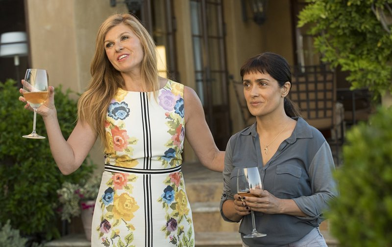 Beatriz at Dinner review -Connie Britton and Salma Hayek