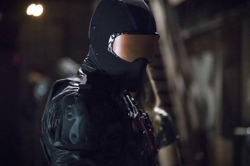 Arrow Deathstroke Returns review -Vigilante