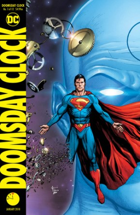 Doomsday Clock #1 variant cover