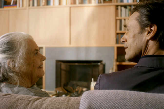 Marjorie Prime review - Lois Smith and Jon Hamm