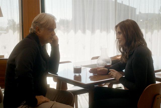 Marjorie Prime review - Tim Robbins and Geena Davis