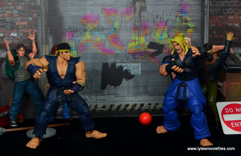 Storm Collectibles Street Fighter V Ryu figure review - ready to unleash fireballs