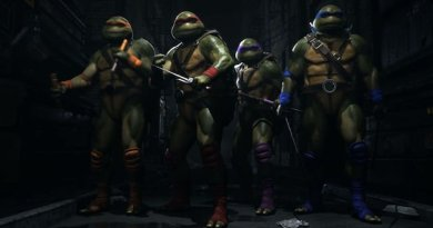 Teenage Mutant Ninja Turtles in Injustice 2 Fighter Pack 3