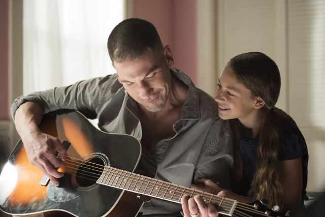 The Punisher 3AM - Frank Castle and daughter