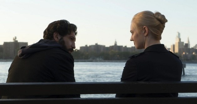 The Punisher Two Dead Men - Frank Castle and Karen Page