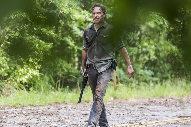 The Walking Dead - The King, The Widow, and Rick review -Rick