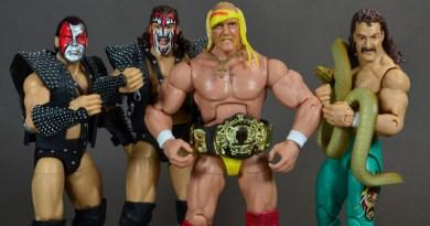 WWE Survivor Series Teams - 1989 - Demolition, Hulk Hogan and Jake the Snake