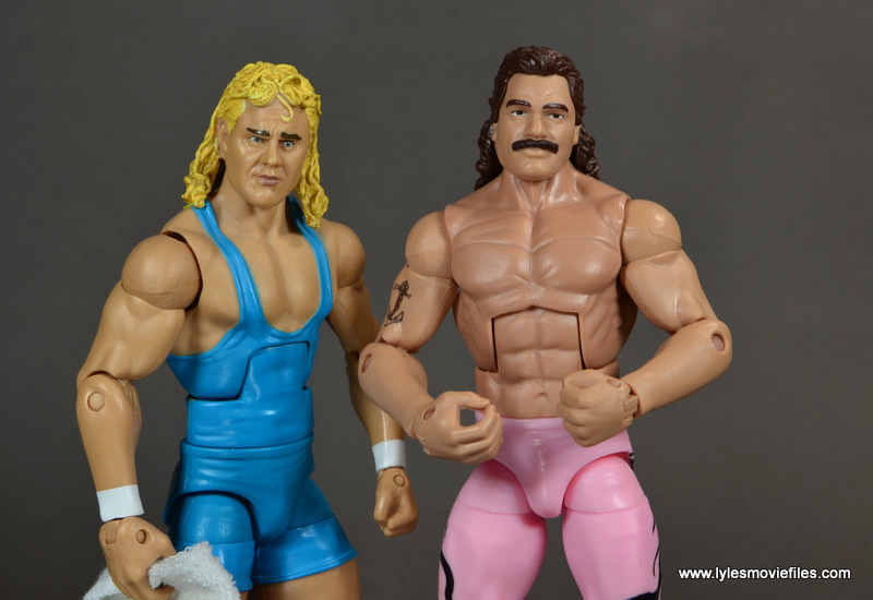 WWE Survivor Series Teams - 1989 Mr Perfect and Rick Rude