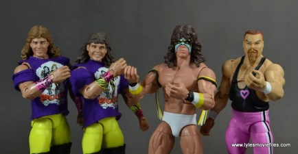 WWE Survivor Series Teams - 1989 - The Rockers, The Ultimate Warrior and Jim Neidhart
