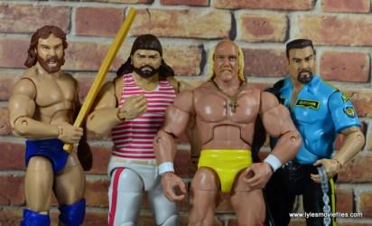 WWE Survivor Series Teams - 1990 - Hacksaw Jim Duggan, Tugboat, Hulk Hogan and Big Boss Man