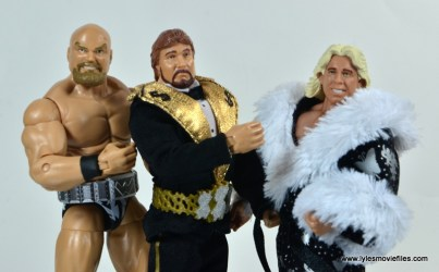 WWE Survivor Series Teams - 1991 The Warlord, Ted DiBiase and Ric Flair
