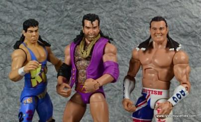 WWE Survivor Series Teams - 1994 123 Kid, Razor Ramon and British Bulldog