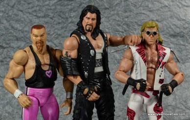 WWE Survivor Series Teams - 1994 - Jim Neidhart, Diesel and Shawn Michaels
