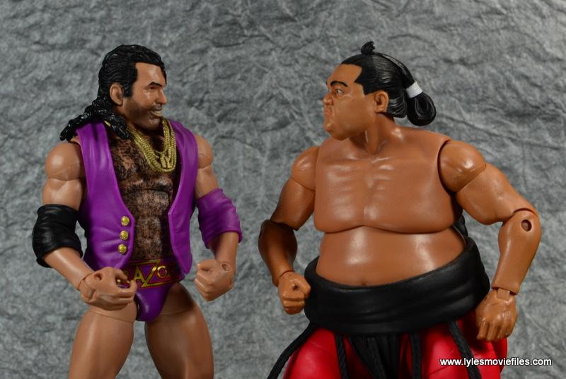 WWE Survivor Series Teams - 1995 Razor Ramon and Yokozuna