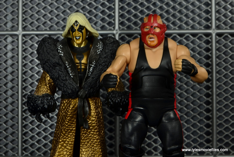 WWE Survivor Series Teams -1997 Goldust and Vader