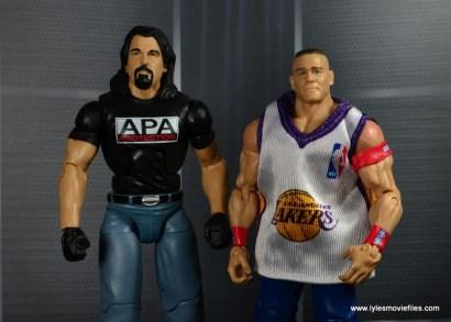 WWE Survivor Series Teams -2003 Team Angle - Bradshaw and John Cena