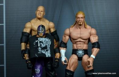 WWE Survivor Series Teams -2007 Kane, Rey Mysterio and Triple H