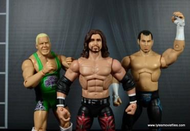 WWE Survivor Series Teams -2009 Team Morrison - Finlay, John Morrison and Matt Hardy