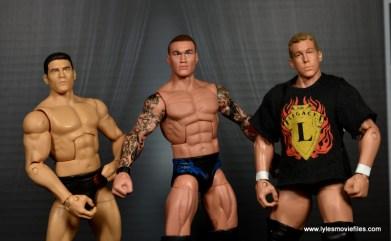 WWE Survivor Series Teams -2009 Team Orton - Cody Rhodes, Randy Orton and Ted DiBiase