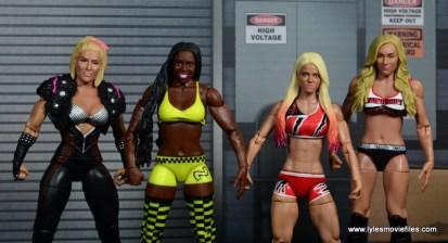 WWE Survivor Series Teams -2016 Team Smackdown Natalya, Naomi, Alexa Bliss and Carmella