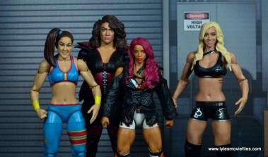 WWE Survivor Series Teams -Bayley, Nia Jax, Sasha Banks and Charlotte Flair