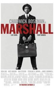 marshall movie poster