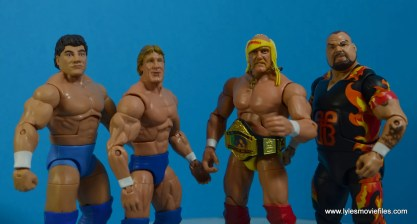 wwf survivor series 1987 - don muraco, paul orndorff, hulk hogan and bam bam bigelow