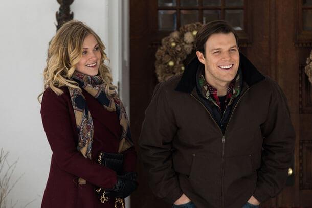 Christmas Inheritance review - Ellen and Jake