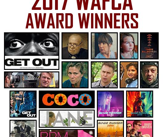 2017 WAFCA Awards