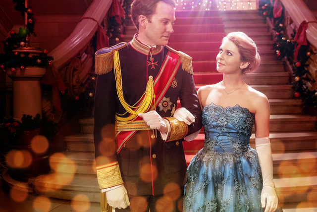 A Christmas Prince review - Richard and Amber