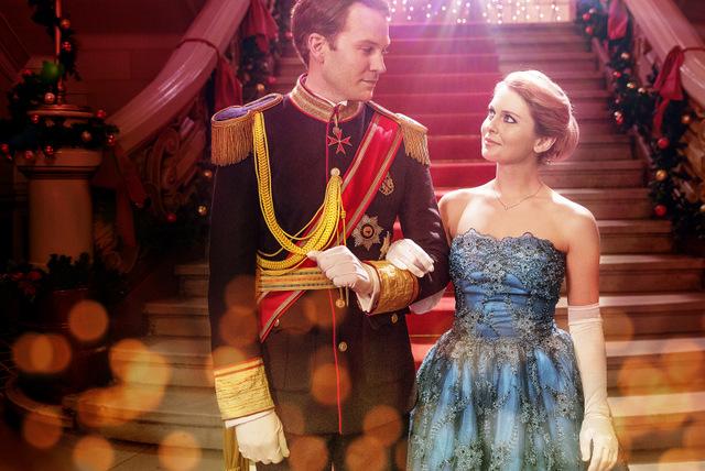 A Christmas Prince review - Richard and Amber
