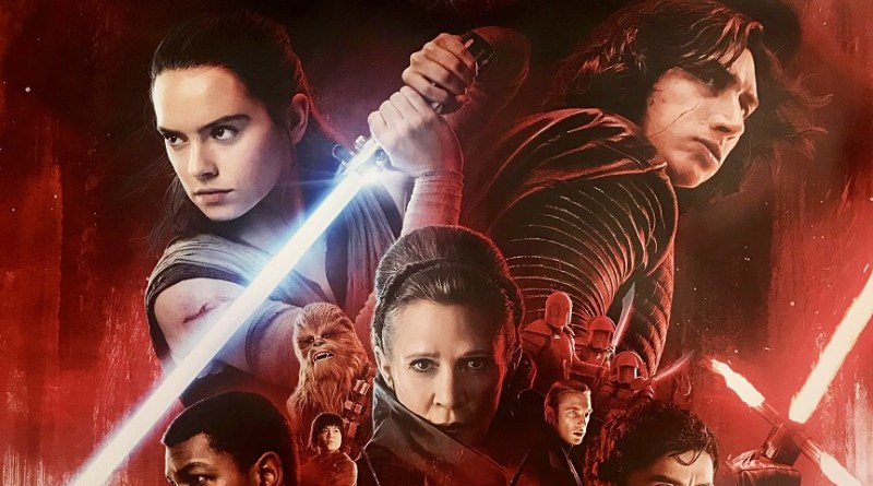 Star Wars: The Last Jedi prize pack
