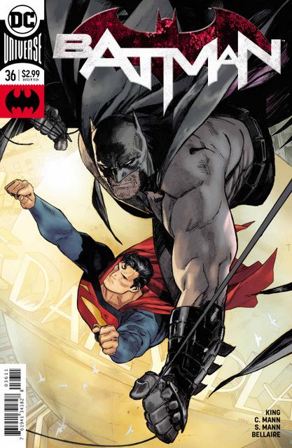 Batman #36 cover