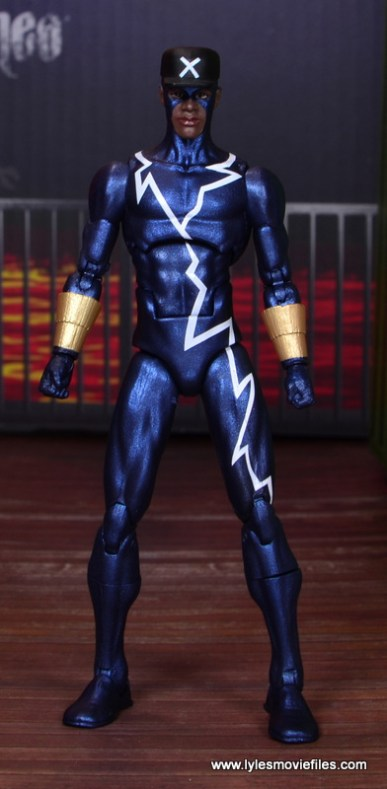 DC Icons Static figure review - front