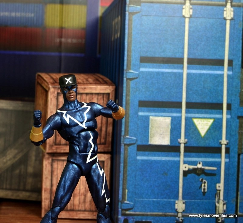 DC Icons Static figure review -just chilling