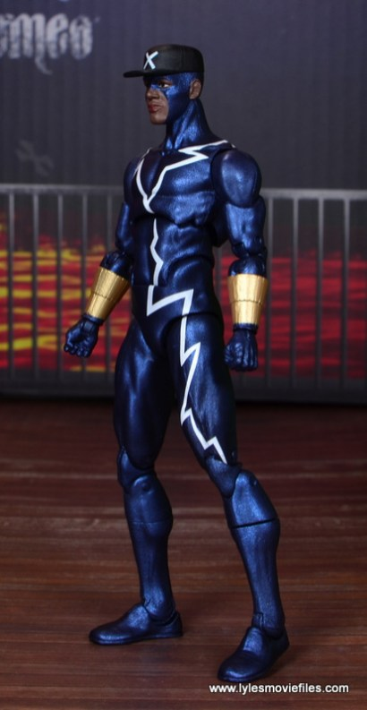 DC Icons Static figure review -left side