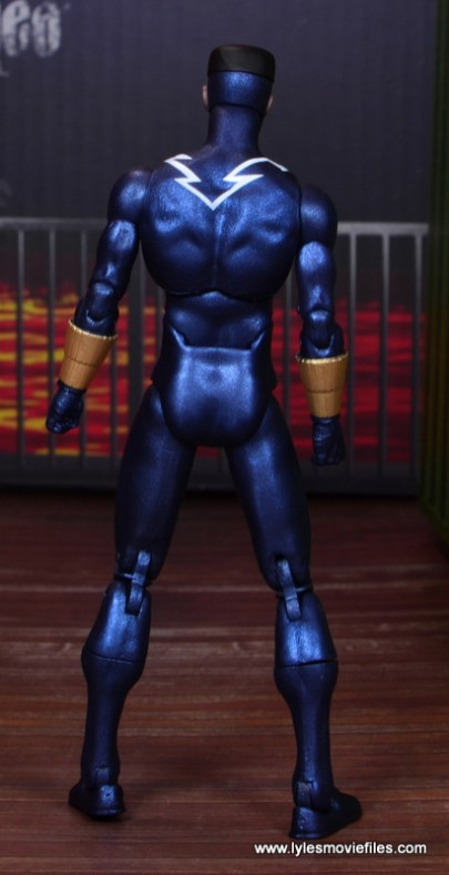 DC Icons Static figure review -rear