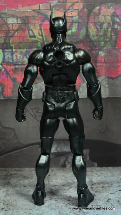 DC Multiverse Batwing figure review - rear