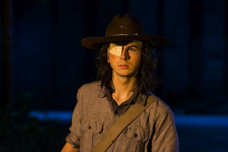 The Walking Dead - How Its Gotta Be review -Carl