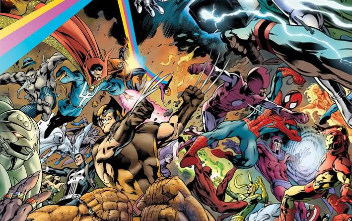 Marvel Comics Acts of Vengeance episode 8