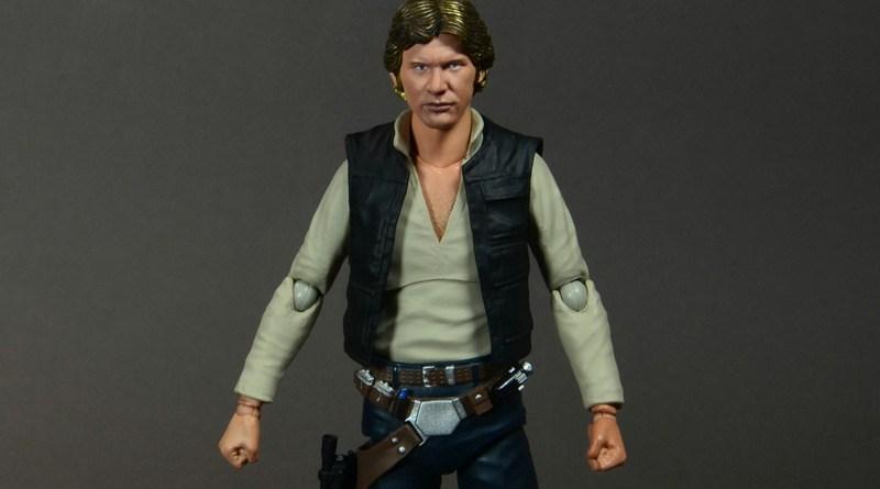 SH Figuarts Han Solo figure review -main pic