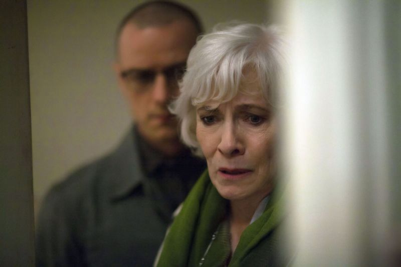 Split movie review -James McAvoy and Betty Buckley