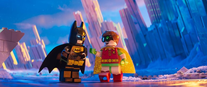 The LEGO Batman Movie - Batman and Robin