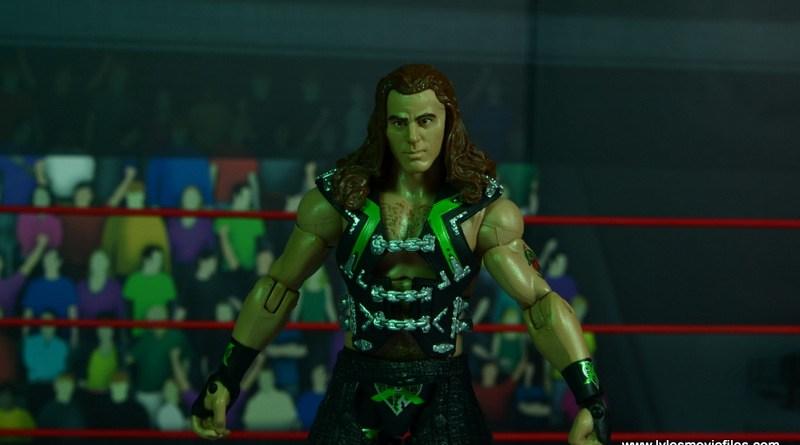 WWE Elite D-Generation X Shawn Michaels figure review - main pic
