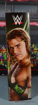 WWE Elite D-Generation X Shawn Michaels figure review - package left side