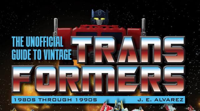 unofficial guide to vintage transformers 1980s through 1990s - Copy