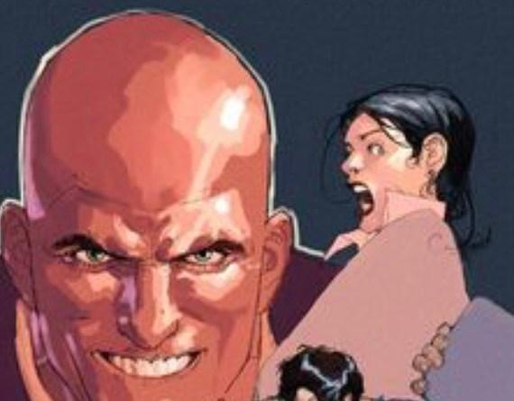 Metropolis lex Luthor and Lois Lane
