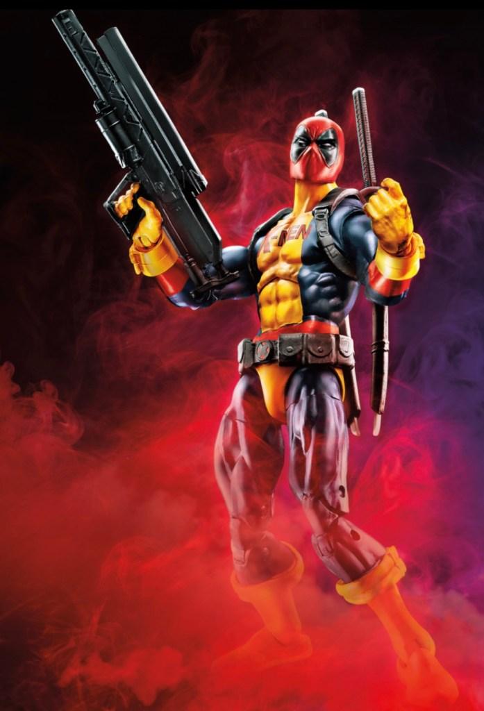 Marvel Legends Deadpool Wave 2 Deadpool