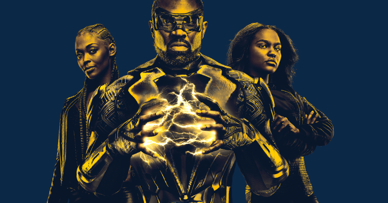 Black Lighting The Resurrection review