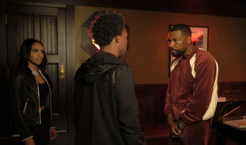 Black Lighting The Resurrection review - Jennifer, Will and Lala